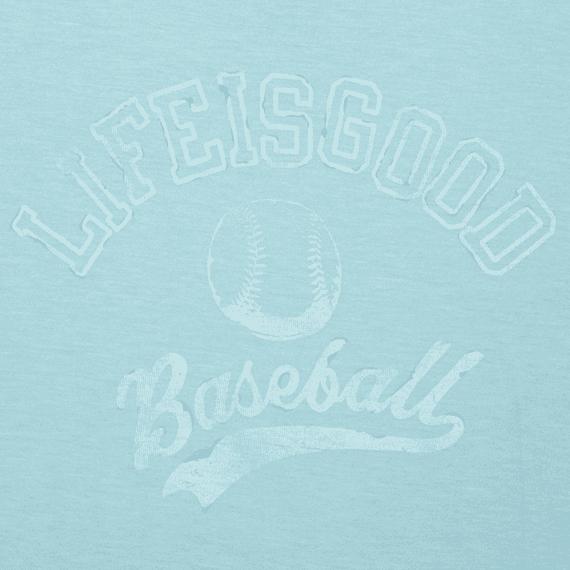 Women's Baseball Cool Tee