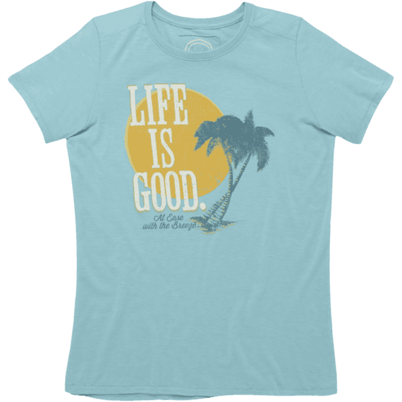 Women's Palm Tree Cool Tee