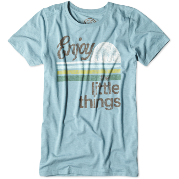 Women's Enjoy The Little Things Cool Tee