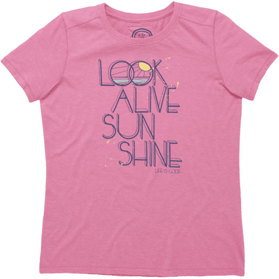 Women's Look Alive Sunshine Cool Tee