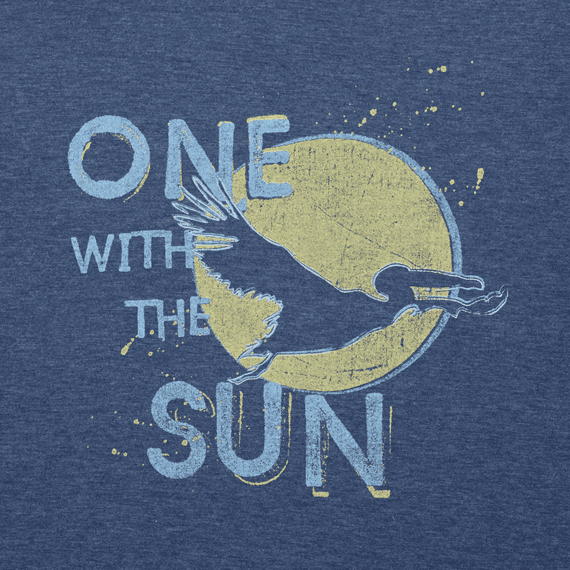 Women's One With The Sun Cool Tee