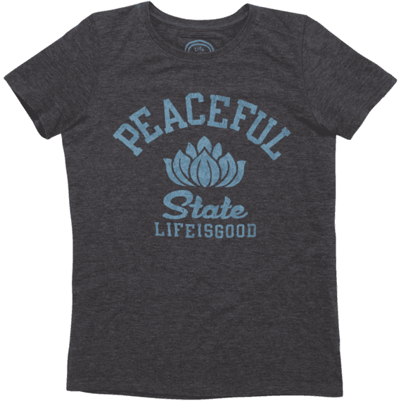 Women's Peaceful State Cool Tee