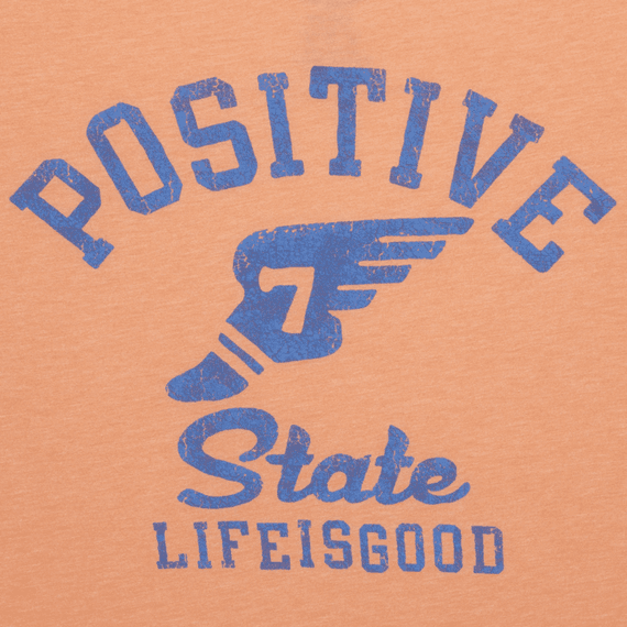 Women's Positive State Running Cool Tee