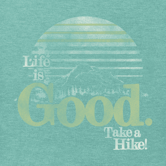 Women's Take a Hike Cool Tee