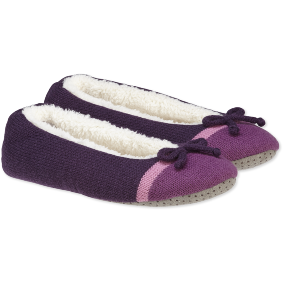 Women's Cozy Ballet Slippers