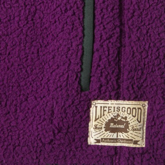 Women's Cozy Sherpa Vest