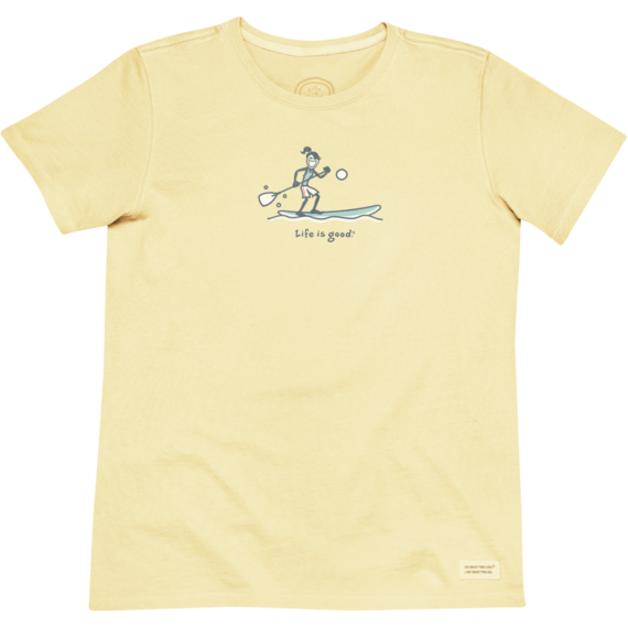 Women's Paddleboard Crusher Tee