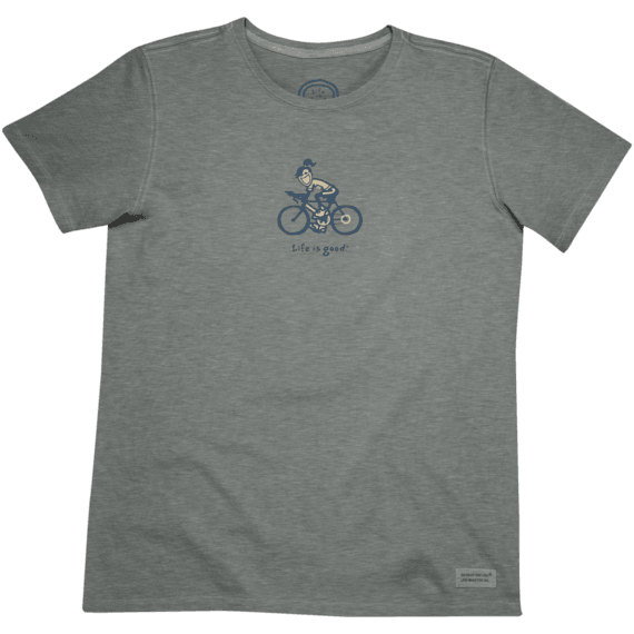 Women's Jackie Road Bike Crusher Tee