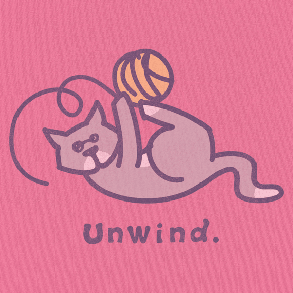 Unwind Cat