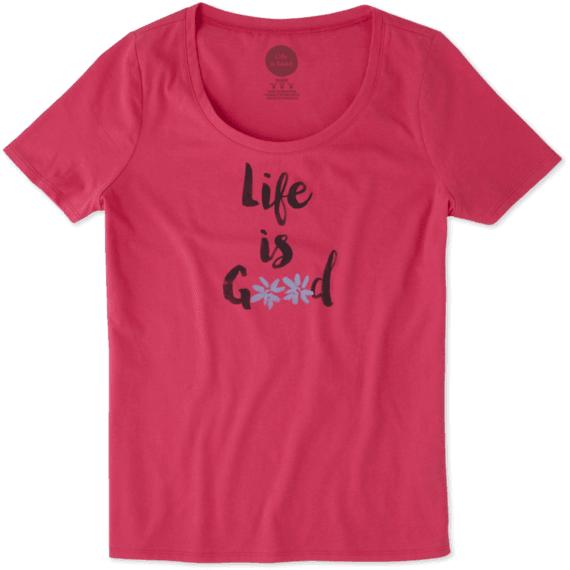 Women's Daisies Snuggle Up Sleep Tee