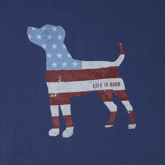 Women's Dog Flag Go-To Hoodie