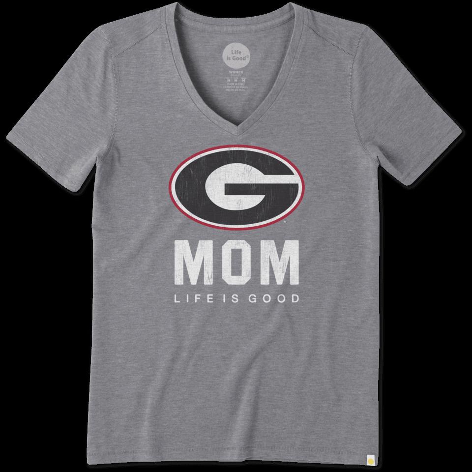 Womens Georgia Mom Cool Vee