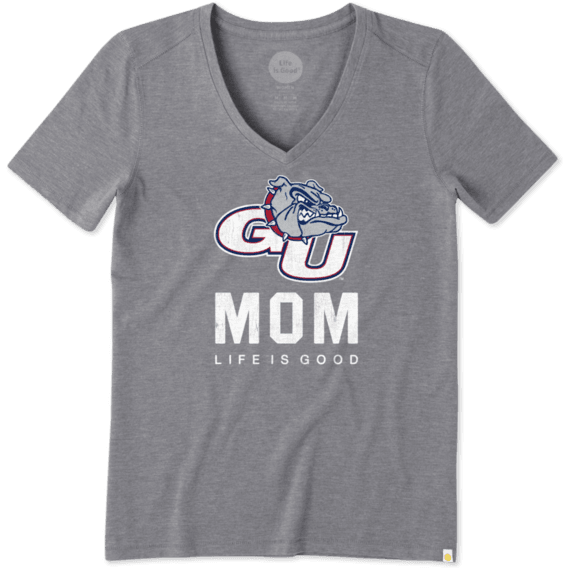 Women's Gonzaga Mom Cool Vee
