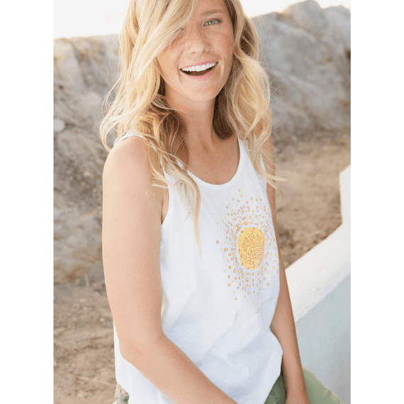 Women's Hello Sun Breezy Tank