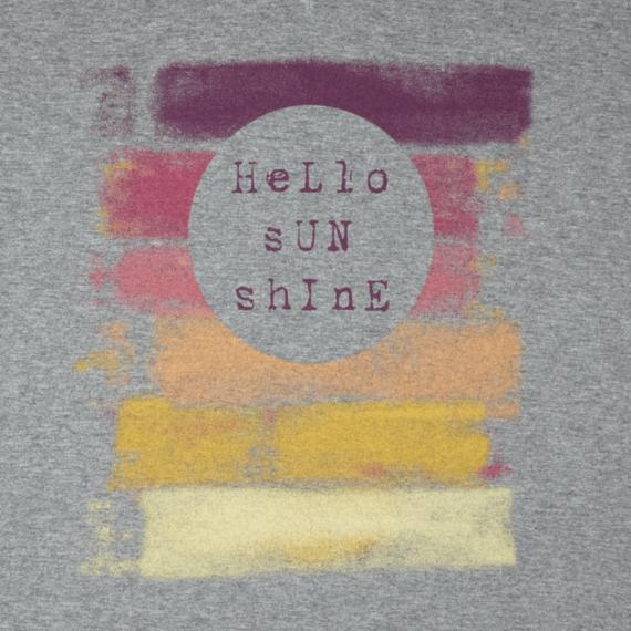 Women's Hello Sunshine Crusher Vee