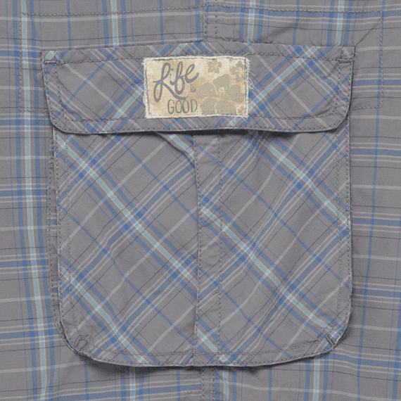 Women's Plaid Journey Cargo Short