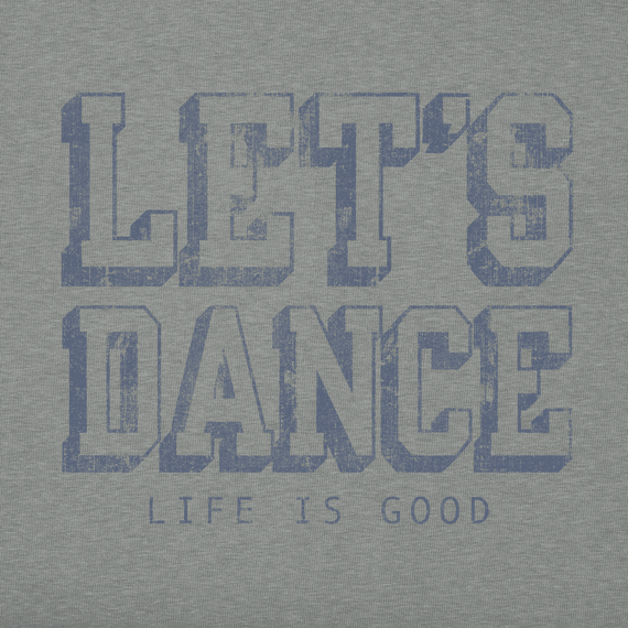Women's Let's Dance Crusher Tee