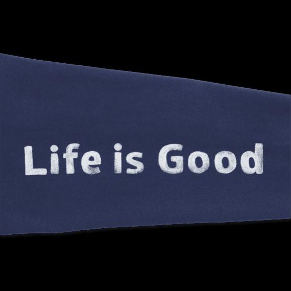 Women's Life is Good Go-To Zip Hoodie