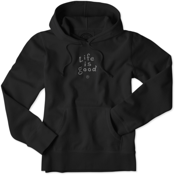 Women's Life is good Softwash Hoodie
