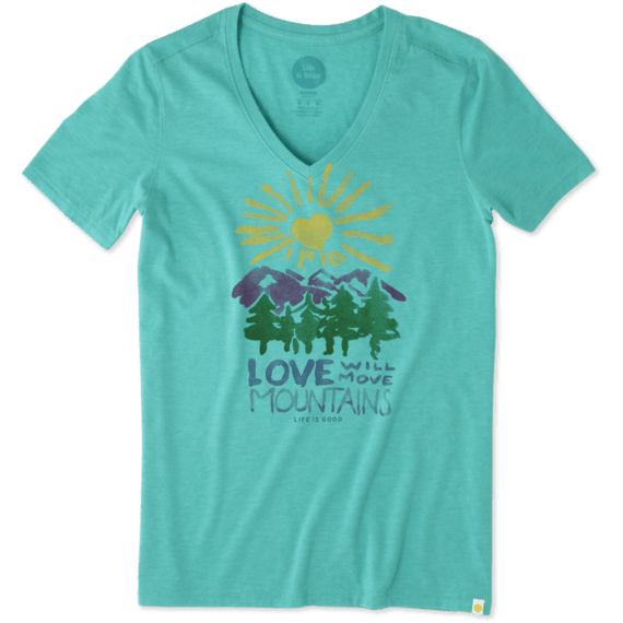 Women's Mountains Cool Tee