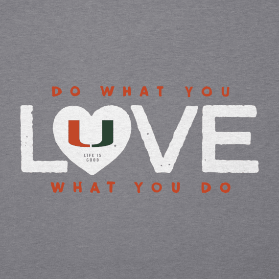 Women's Miami Do What You Love Cool Vee