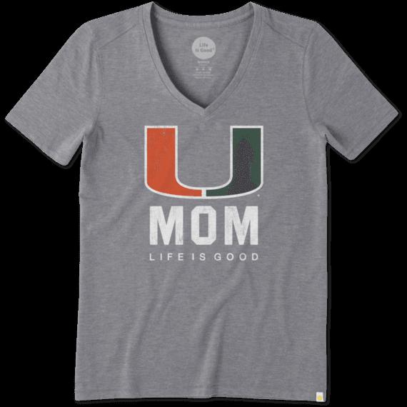 Women's Miami Mom Cool Vee