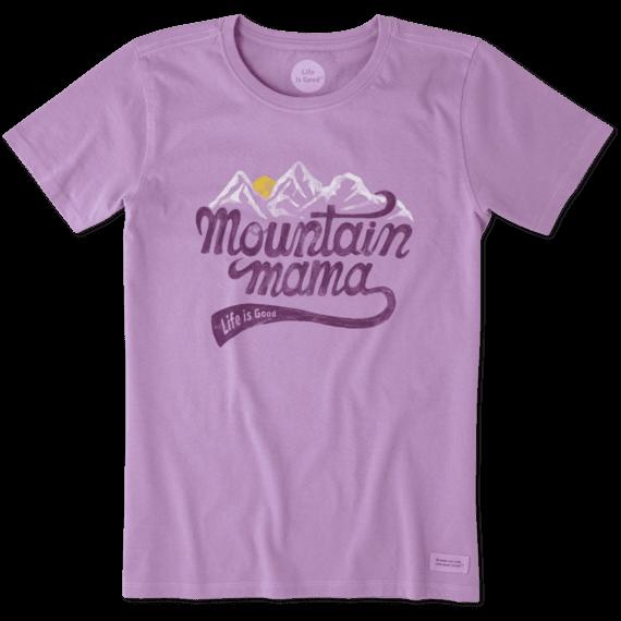 Women's Mountain Mama Crusher Tee