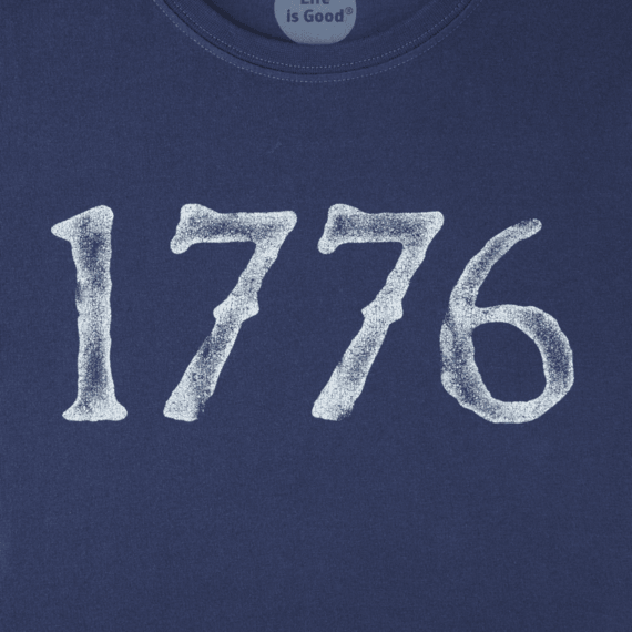 Women's Patriotic 1776 Crusher Tee
