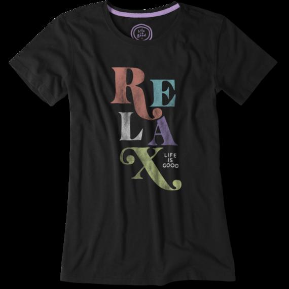 Women's Relax Creamy Tee