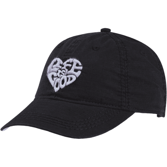 Women's LIG Heart Ripstop Chill Cap