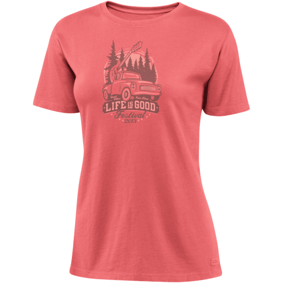 Women's Festival 2013 Crusher Tee