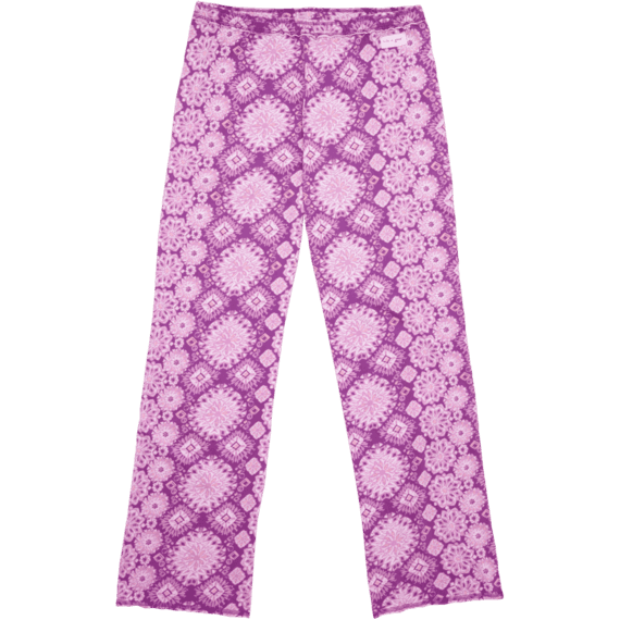 Women's Siesta Raw Edge Sleep Pants