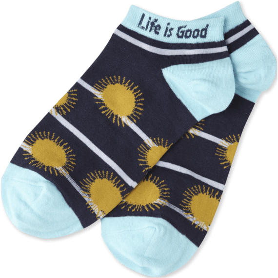 Tossed Suns Low Cut Sock