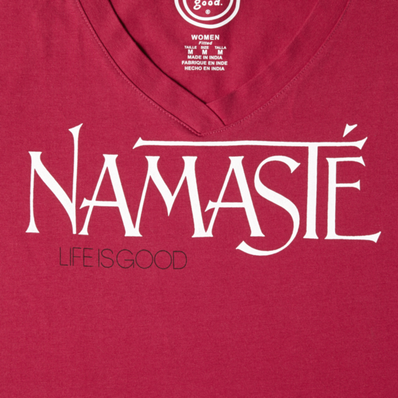 Women's Namaste Tech Vee