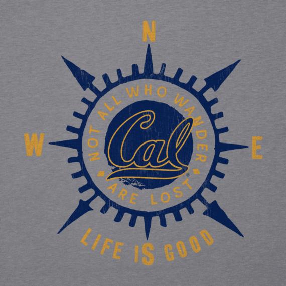 Women's University of California Wander Compass Cool Vee