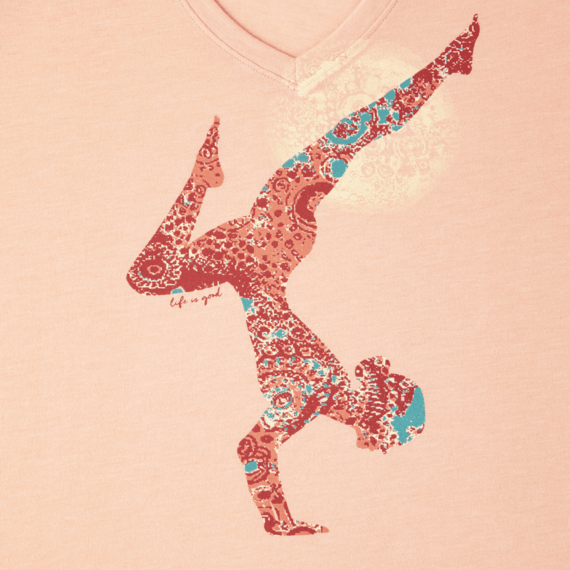 Women's Yoga Inversion Cool Vee