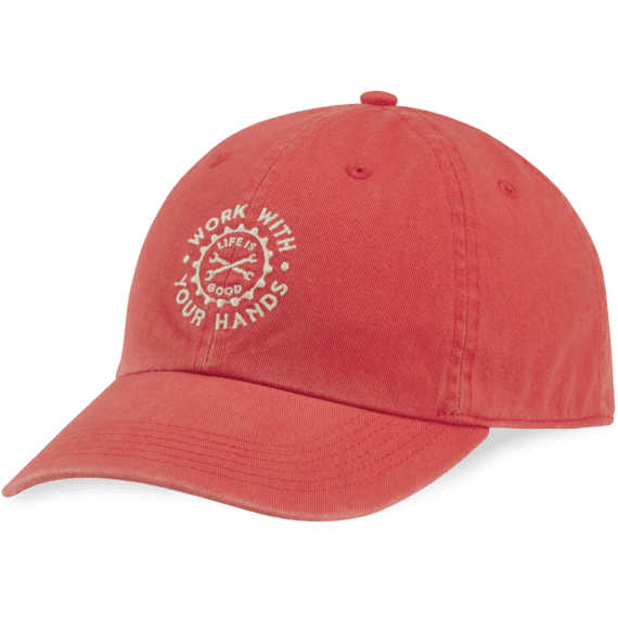 Work With Hands Chill Cap