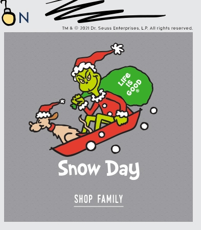 Shop the Grinch Family Collection