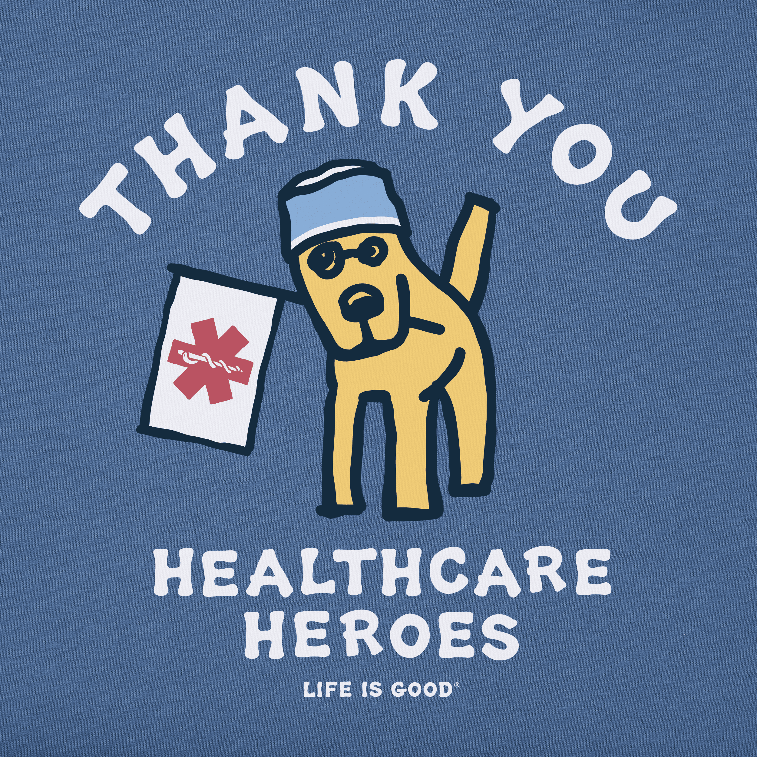 thank yuo healthcare heroes