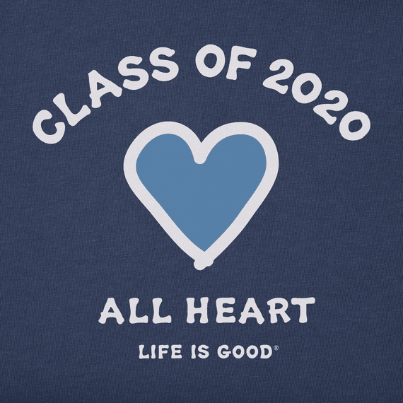 class of 2020 is all heart
