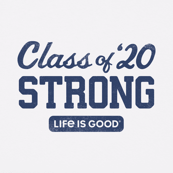class of 2020 strong