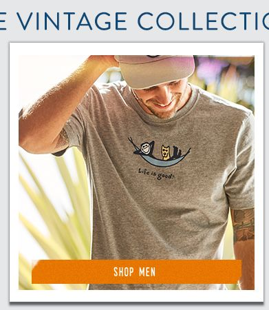 Shop Men's Vintage Tees