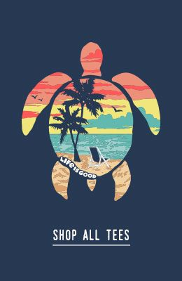 Turtle Tee- Shop all tees