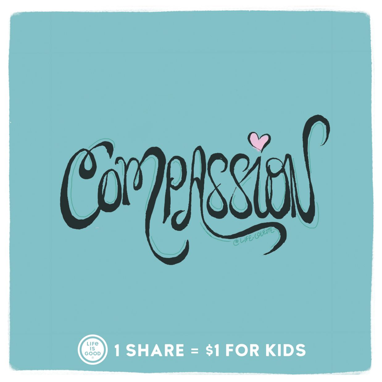 Something Good Artwork Superpowers Compassion