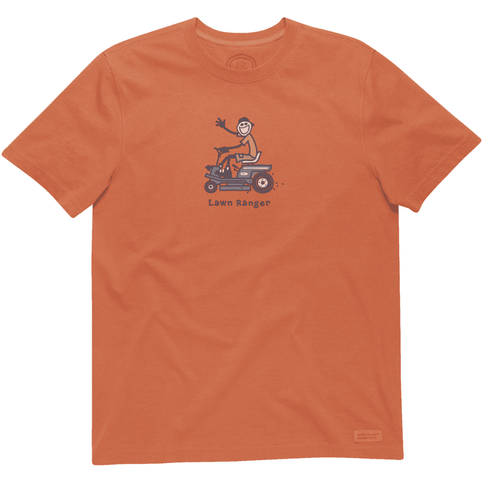 Men's Lawn Ranger Crusher Tee