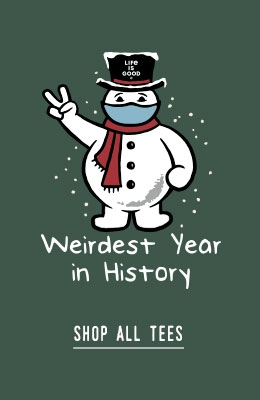 Weirdest Year in History- Shop all tees
