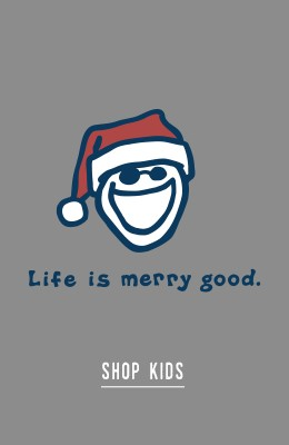 Life is Good®: Shop the Official Company Website
