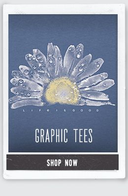 b9d801e2dd26f Women's Graphic Tees | Life is Good® Official Website