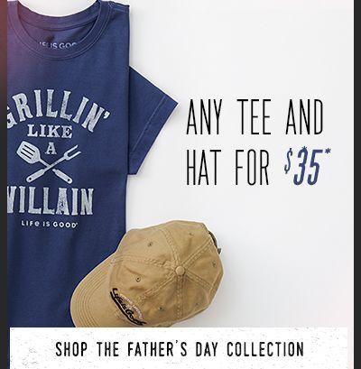 e3cbc16c Men's Apparel and Accessories | Life is Good® Official Website