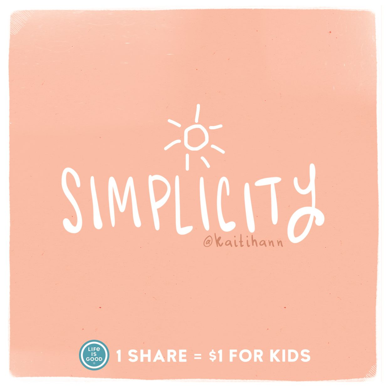 Something Good Artwork Superpowers Simplicity